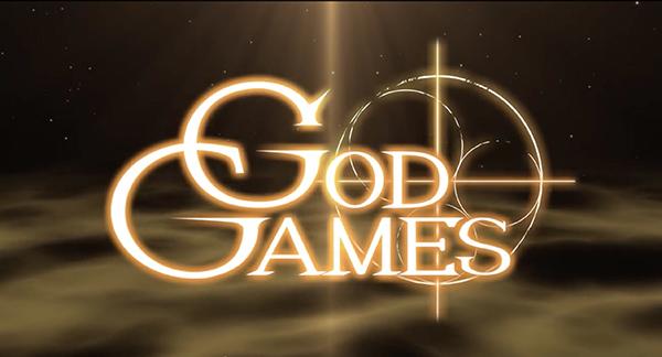 新作3Dリアルタイムバトルゲーム! 「GODGAMES」