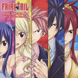 「Fairy Tail Original Soundtrack Vol.4」