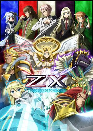 TVアニメ「Z/X(ゼクス) IGNITION」