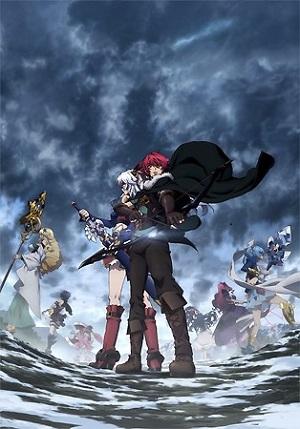 TVアニメ「魔弾の王と戦姫」エンディングテーマ 「Schwarzer Bogen」