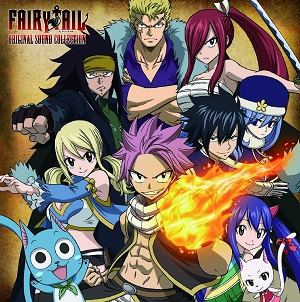 TVアニメ『FAIRY TAIL』ORIGINAL SOUND COLLECTION